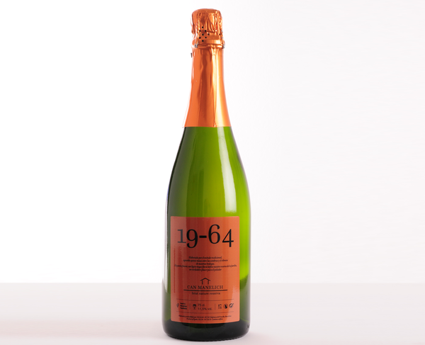 Cava Can Manelich 19-64 Brut Nature Reserva